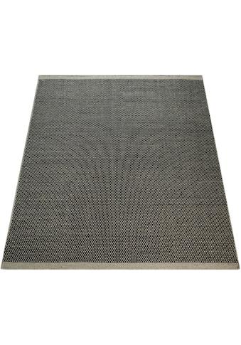 Paco Home Teppich »Kasko 300«, rechteckig, 13 mm Höhe, Flachgewebe, hochwertig verarbeitet, Wohnzimmer kaufen