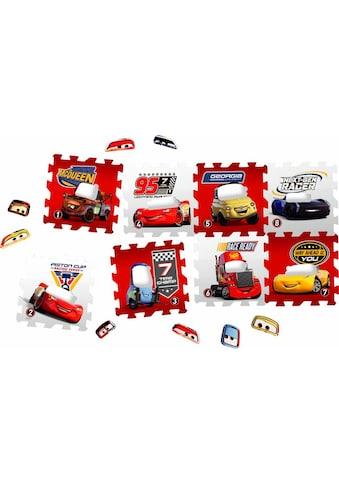 Knorrtoys® Puzzle »Disney/Pixar Cars«, Puzzlematte, Bodenpuzzle kaufen