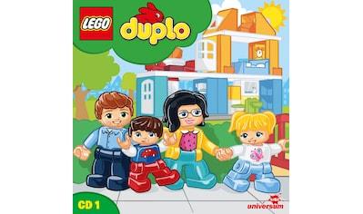 Musik-CD »LEGO Duplo CD 1 / Various« kaufen