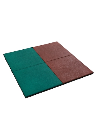 AKUBI Bodenschutzmatte 2 Stk., BxLxH je Matte: 50x50x2,5 cm kaufen
