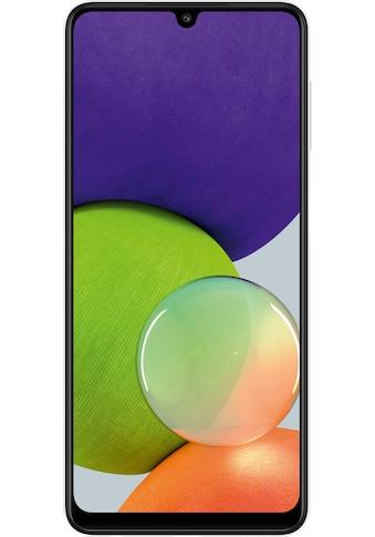 """Samsung Smartphone »Galaxy A22«, (16,23 cm/6,4 """", 128 GB Speicherplatz, 48 MP Kamera) kaufen"""