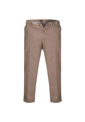 Duke Clothing Chinos »Herren Kingsize Bruno D555 Stretch Chino Hose« kaufen