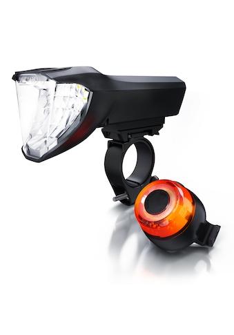 Aplic LED Akku Fahrradlichter mit Front & Rücklicht kaufen