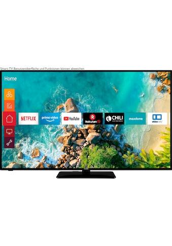 """Telefunken LED-Fernseher »D58U553M1CW«, 146 cm/58 """", 4K Ultra HD, Smart-TV, Gratis: 6 Monate HD+ im Wert von 34,50€ über die HD+ App kaufen"""
