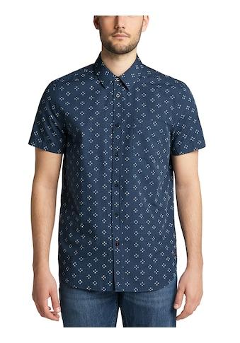 MUSTANG Langarmhemd »Collin Basic AOP« kaufen