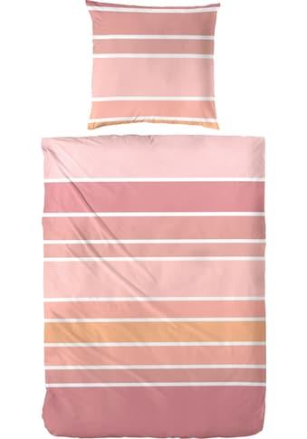Primera Bettwäsche »Easy Stripe«, mit modernen Streifen in frischen Farben kaufen
