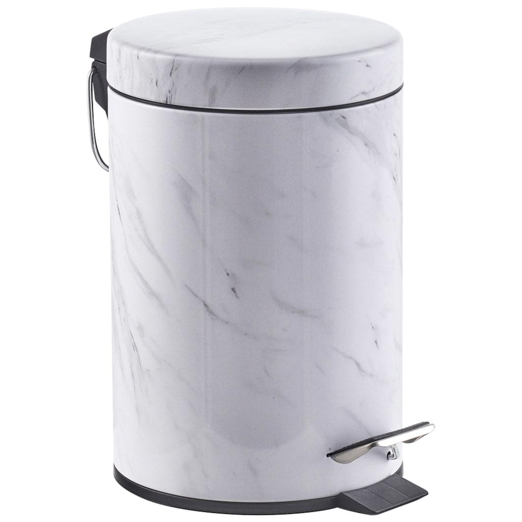 Zeller Present Kosmetikeimer »Marmor«