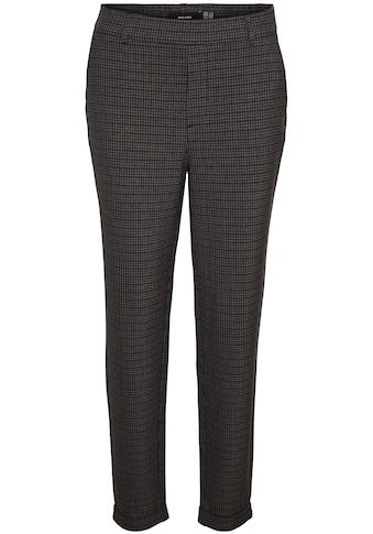 Vero Moda Anzughose »VMMAYA MR LOOSE THEA CHECK PANT« kaufen