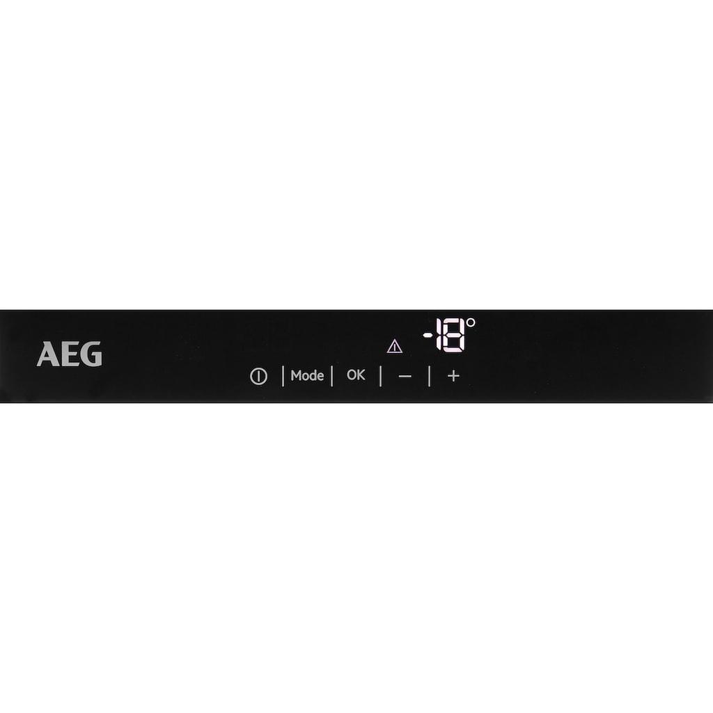 AEG Einbaugefrierschrank »ABE888E1LF«, ABE888E1LF, 87,3 cm hoch, 55,6 cm breit
