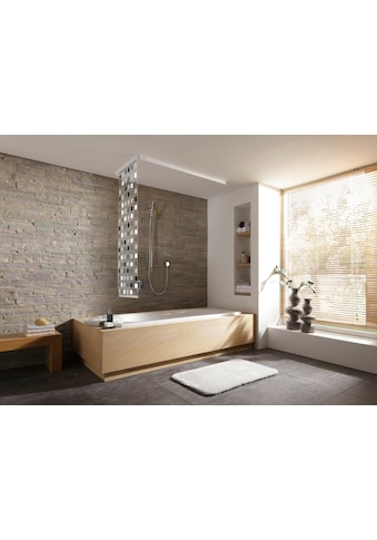 Kleine Wolke Duschvorhang »Schmal DV-Rollo«, Breite 53 cm, Höhe 240 cm, Austauschrollo... kaufen