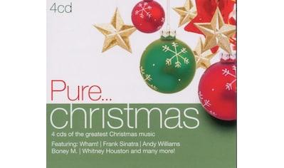 Musik-CD »Pure...Christmas / Various« kaufen