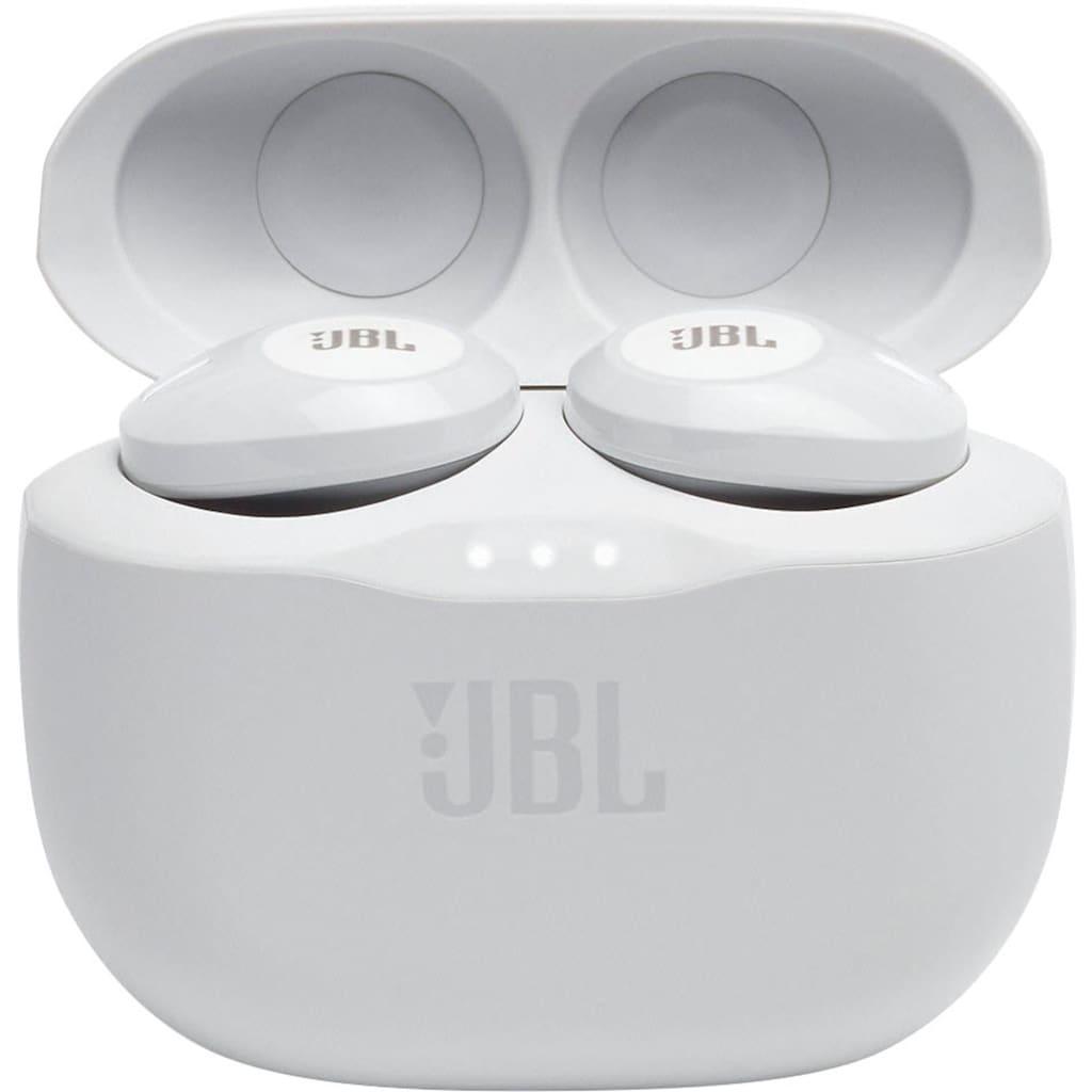 JBL In-Ear-Kopfhörer »TUNE 125TWS«, A2DP Bluetooth-AVRCP Bluetooth