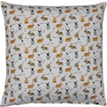 HOSSNER - HOMECOLLECTION Kissenhülle »32657 Rabbits«, (2 St.)