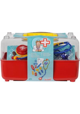 SIMBA Spielzeug-Arztkoffer »Doktorkoffer« kaufen