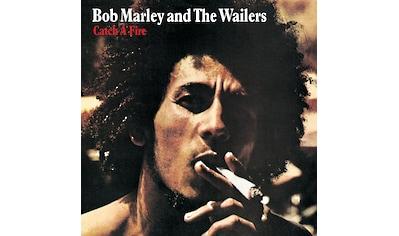 Musik-CD »CATCH A FIRE / MARLEY,BOB & THE WAILERS« kaufen