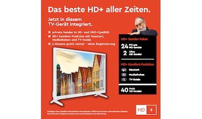 "Telefunken LED-Fernseher »XH24K550D-W«, 60 cm/24 "", HD-ready, Smart-TV kaufen"
