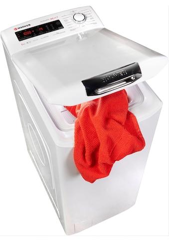 Hoover Waschmaschine Toplader SLFNH G464TAH - 84 kaufen