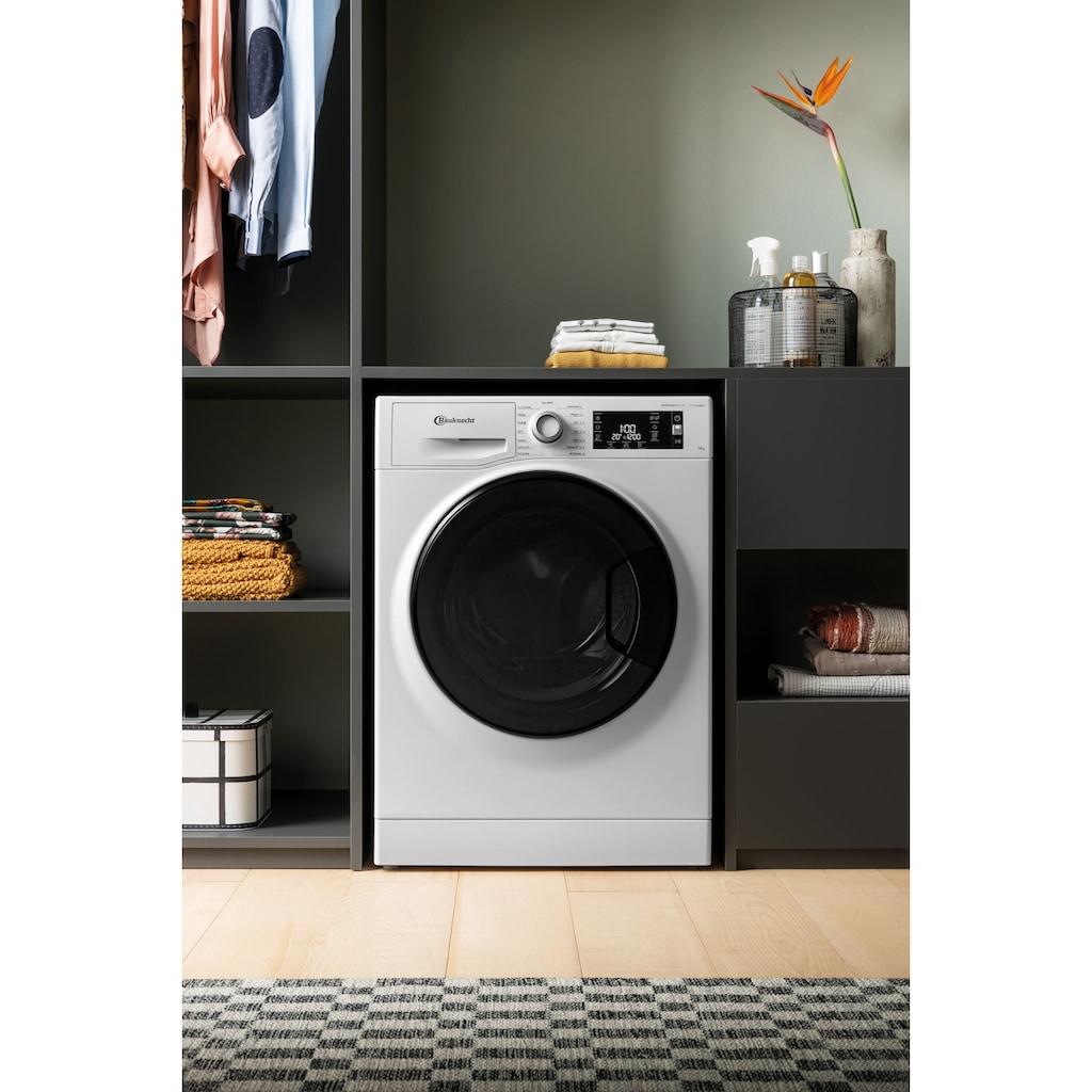 BAUKNECHT Waschmaschine »WM Elite 923 PS«, WM Elite 923 PS, 9 kg, 1400 U/min