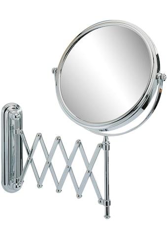 WENKO Wandspiegel »Deluxe Teleskop«, 5-fach Vergrößerung kaufen