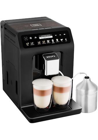 Krups Kaffeevollautomat EA8948 Evidence Plus One - Touch - Cappuccino, 2,3l Tank, Kegelmahlwerk kaufen