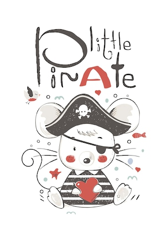 queence Leinwandbild »Little Pirate« kaufen