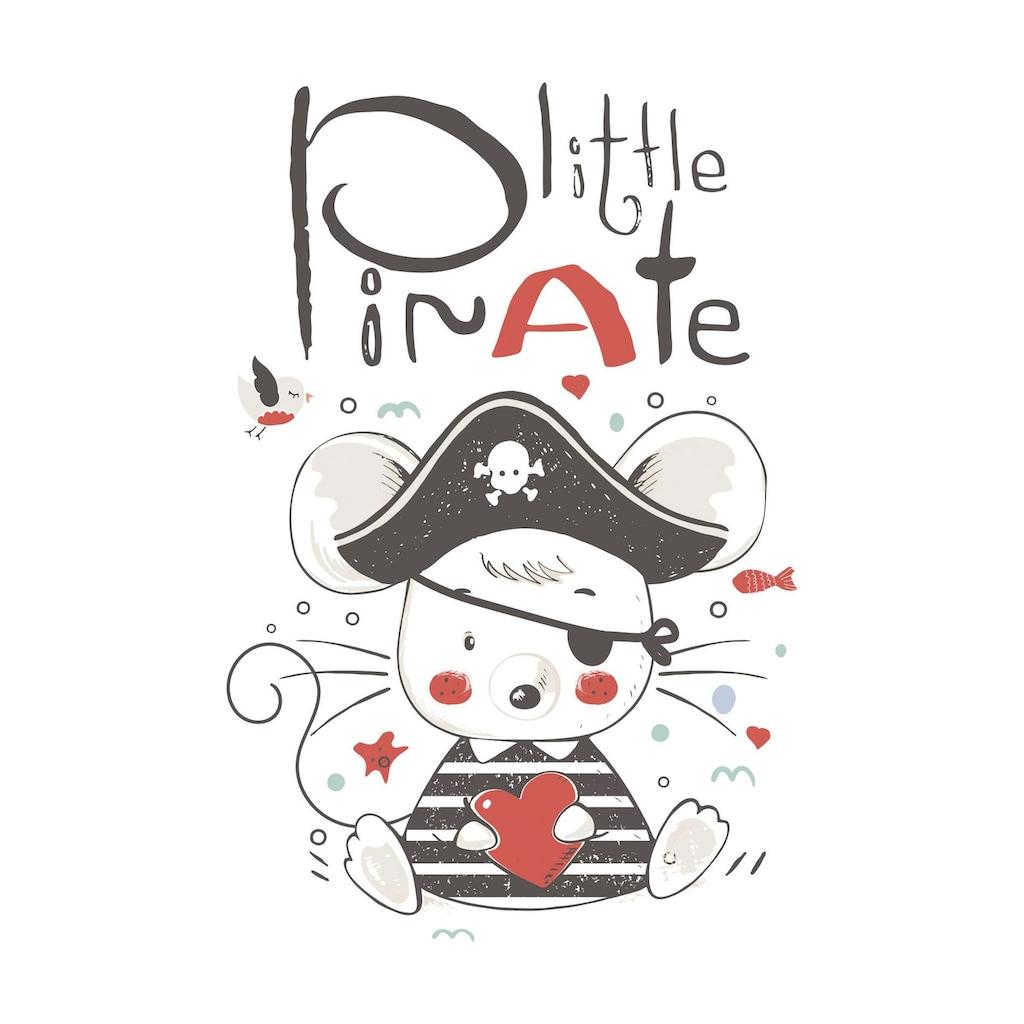 queence Leinwandbild »Little Pirate«
