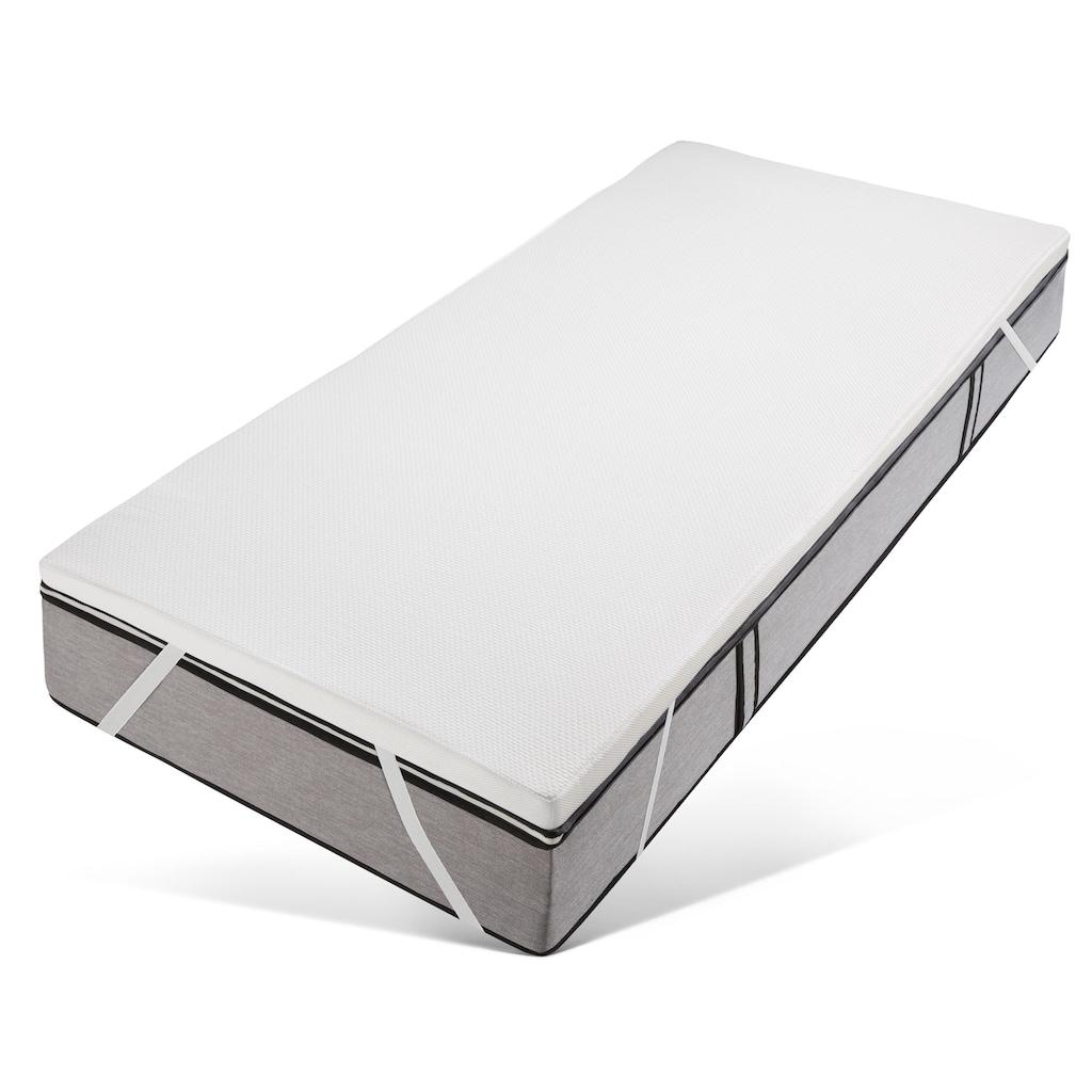 OTTO Topper »Zachy«, (1 St.), Mit 3D-Klimaband für ideale Luftzirkulation