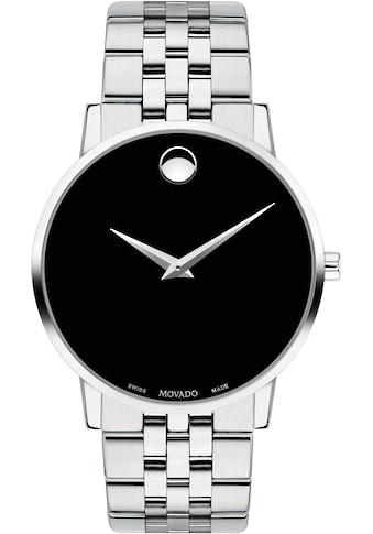 MOVADO Schweizer Uhr »MUSEUM, 607199« kaufen
