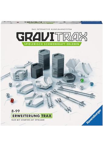 Ravensburger Kugelbahn-Bausatz »GraviTrax® Erweiterung Trax«, Made in Europe, FSC® -... kaufen