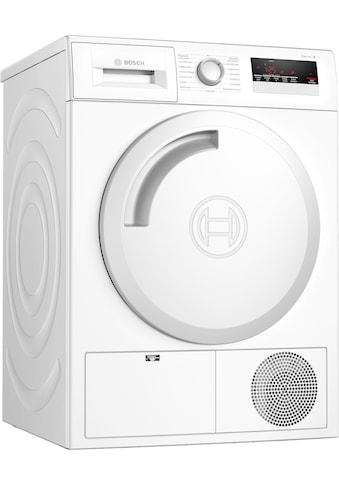 BOSCH Wärmepumpentrockner »WTH83V00«, 4 kaufen