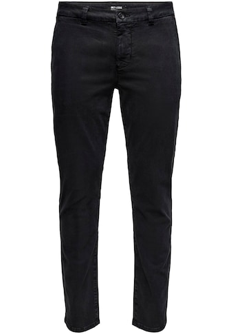 ONLY & SONS Chinohose »PETE LIFE SLIM TWILL« kaufen