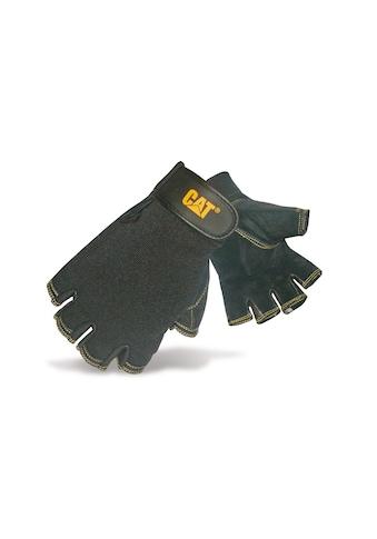 CATERPILLAR Multisporthandschuhe »12202 Herren Halbfinger-Handschuhe, Handinnenfläche... kaufen