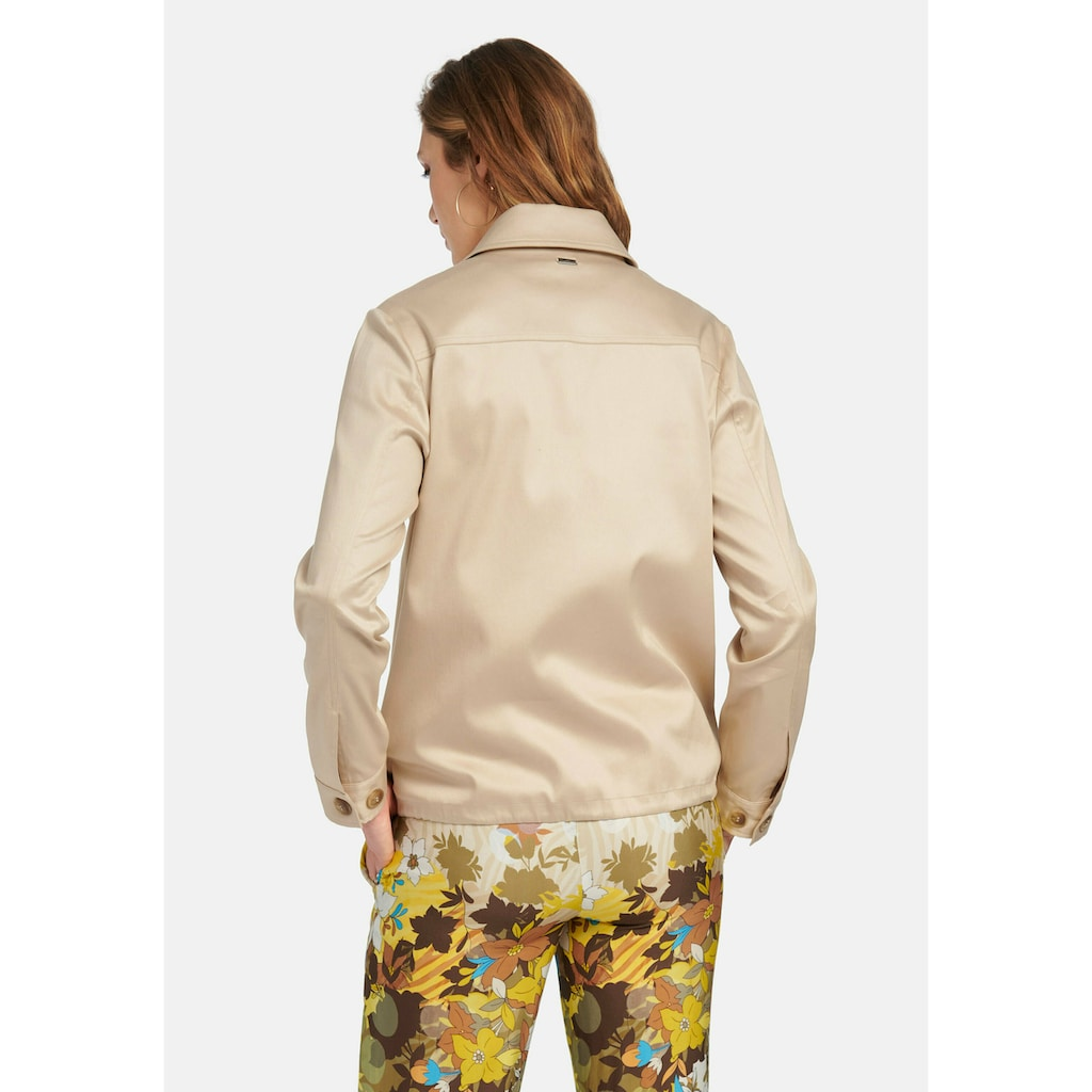 Emilia Lay Jackenblazer »Jacke mit Hemdkragen«