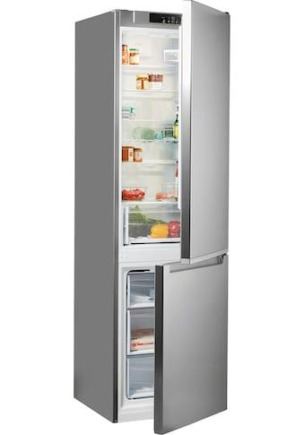 BAUKNECHT Kühl - /Gefrierkombination, 201 cm hoch, 59,5 cm breit kaufen