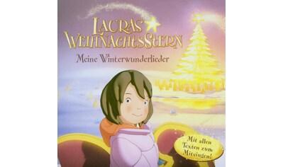 Musik-CD »Meine Winterwunderlieder / Lauras Stern« kaufen