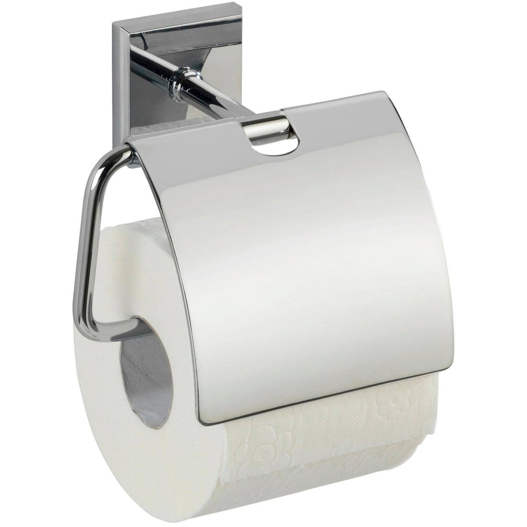 WENKO Toilettenpapierhalter »Laceno«, Power-Loc