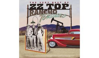 Musik-CD »Rancho Texicano-Very Best Of / ZZ Top« kaufen