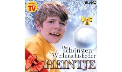Musik-CD »Die Schönsten Weihnachtslieder / Heintje« kaufen