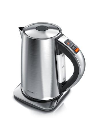 Arendo Wasserkocher »STEEL BASE 2200 W - 1,7 Liter«, 1.7 l, 2200 W, mit... kaufen