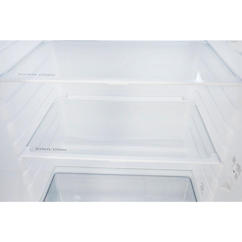 exquisit Kühlschrank »KS116-V-040E weiss«