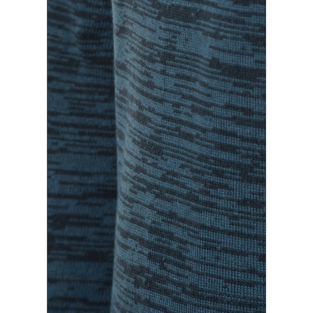 Blend Rundhalspullover »Samu«, Strickpulli in Melange-Optik