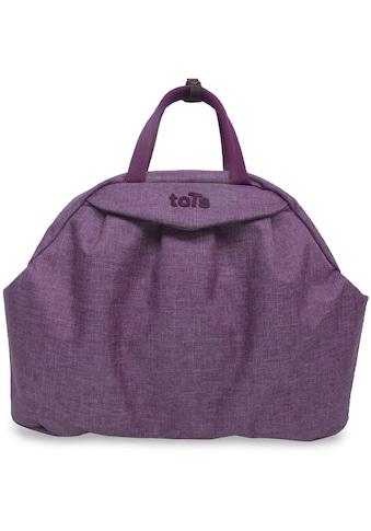 smarTrike® Wickeltasche »toTs Wickeltasche Chic violett meliert« kaufen