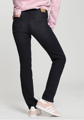 H.I.S Straight - Jeans »Mid - Waist« kaufen