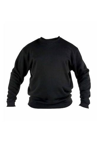 Duke Clothing Rundhalspullover »Herren Rockford Kingsize Sweat Pullover« kaufen