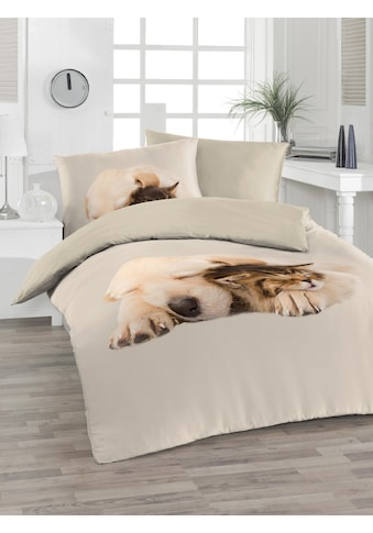 Florella Wendebettwäsche »Labrador, Soft-Renforcé, Digitaldruck« kaufen