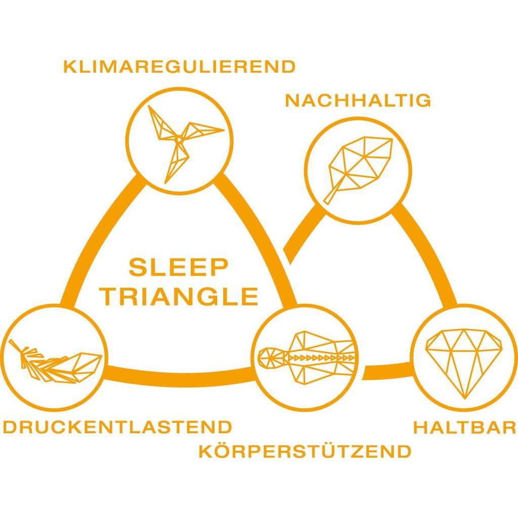 Schlaraffia Gelschaummatratze »GELTEX® Quantum Touch 220«, 22 cm cm hoch, Raumgewicht: 45 kg/m³, (1 St.), 90 Nächte Probeschlafen!*