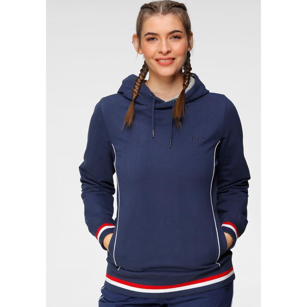 H.I.S Sweatshirt »Athleisure Hoody«, Große Größen