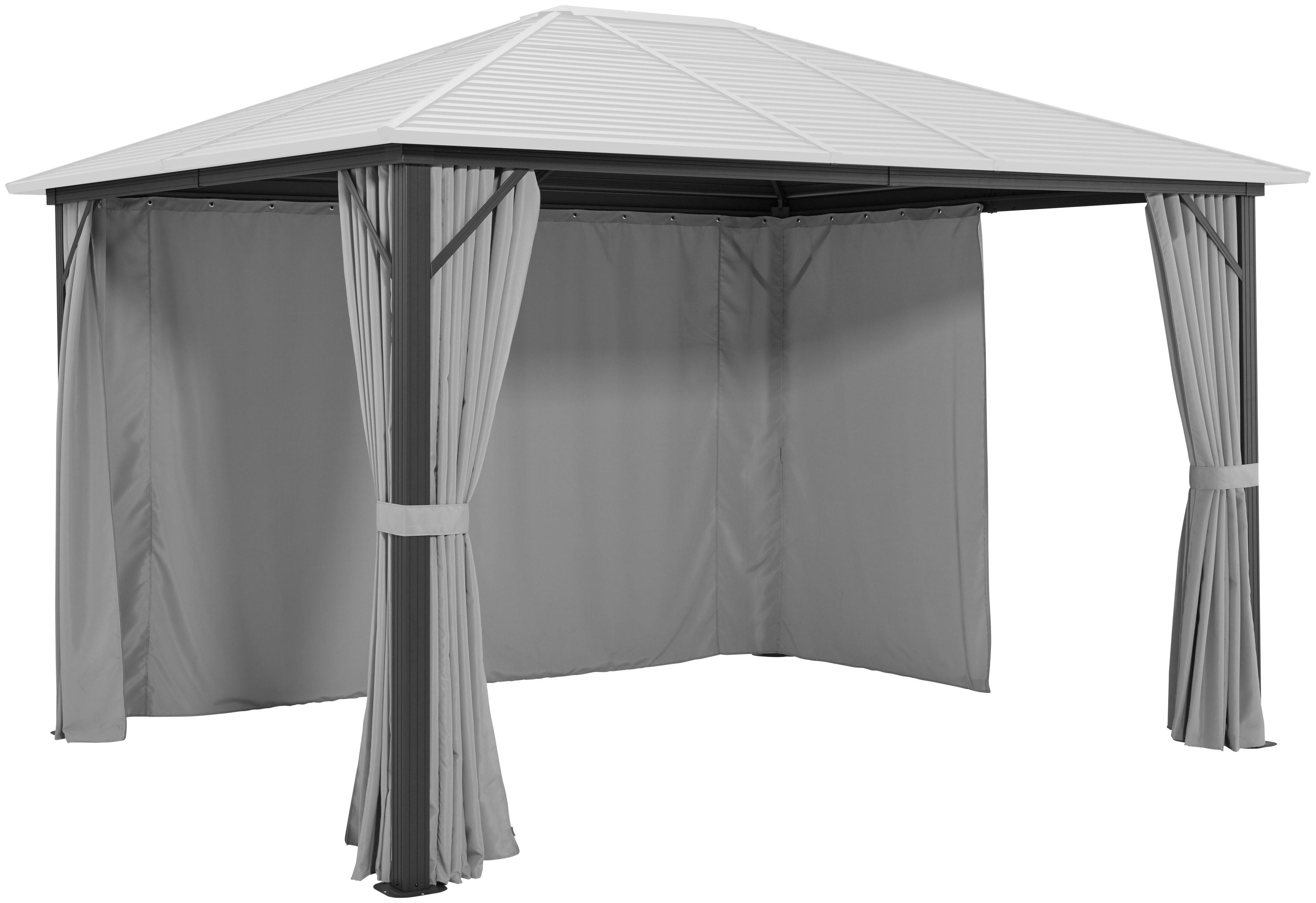 size 40 11a94 dfd0d KONIFERA Seitenteile für Pavillon »Barbados«, für 3x4 m, 4 Stk.