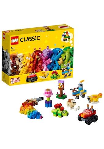 LEGO® Konstruktionsspielsteine »Bausteine - Starter Set (11002), LEGO® Classic«, (300... kaufen