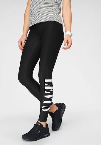 Levi's® 7/8-Leggings »LOGO LEGGING«, mit Levis - Logoschriftzug seitlich kaufen